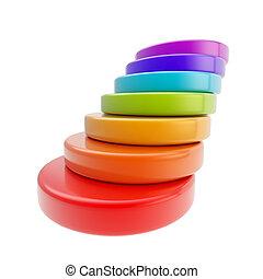 Seven step plan as a staircase - Seven step plan as a...