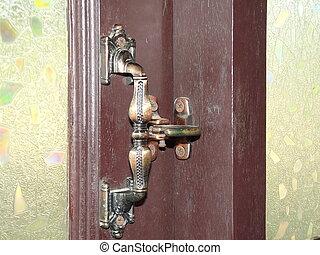 handle on the windows