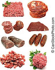 ścienny, Wieprzowina, mięso