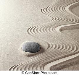 japanese zen garden - zen buddhism spiritual japanese rock...