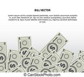 bills vector