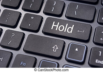 hold concepts in online stock trading - to illustrate hold...