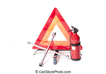 emergency objects