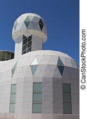 Biosphere 2 Building