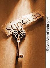 Key - The Key to Success......................
