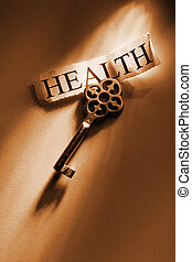 Key - The Key to Health......................