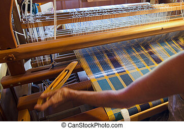 Craft and Art -Weaving