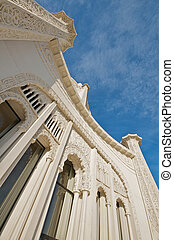 The Bahai House of Worship for the North American - The...