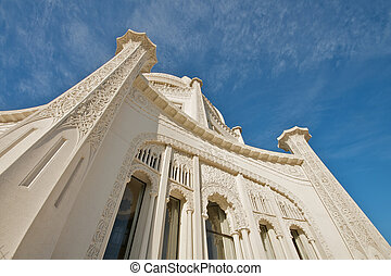 Bahai Temple, Chicago - The Bahai House of Worship in...