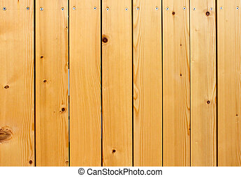 New wood wall texture