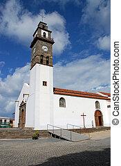 Kirche von Buenavista