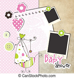 Scrapbook design elements
