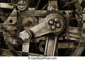 sepia machinery