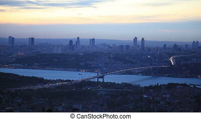 Bosphorus Bridge Scene 3