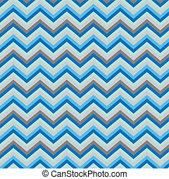 Pattern Retro Zig Zag Chevron - Illustration background...