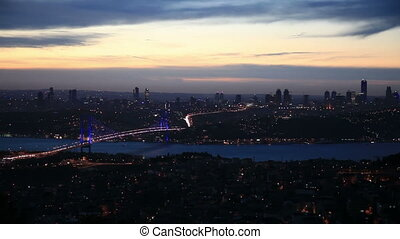 Bosphorus Bridge Scene 4