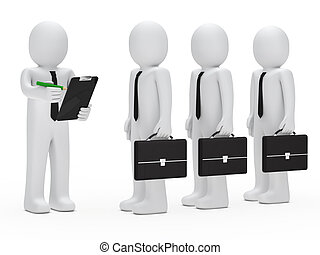 businessman checklist