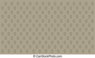 retro wallpaper - retro brown wallpaper