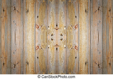 details of old wood plank