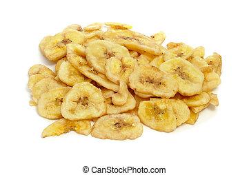 plátano, pedacitos