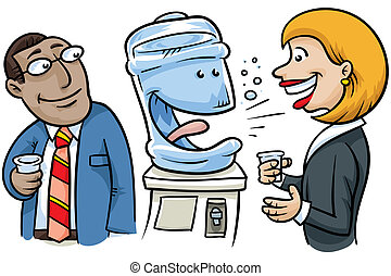 Watercooler Illustrations and Stock Art. 39 Watercooler ...
