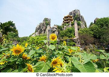 Vietnam Safari Park - Dai Nam Temples and Safari park in...