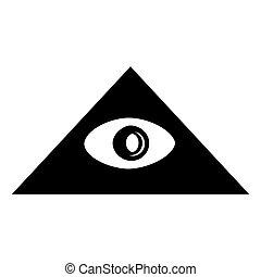 Pyramid Eye