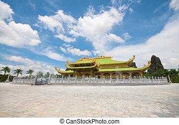 Vietnam Da Nam Temple