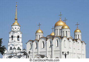 Uspensky cathedral Vladimir Russia