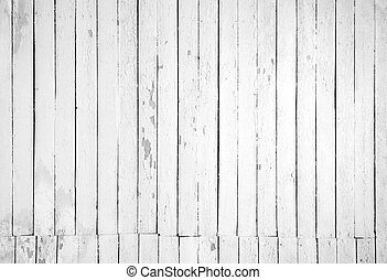 Black and white wood texture - Vintage background from a...