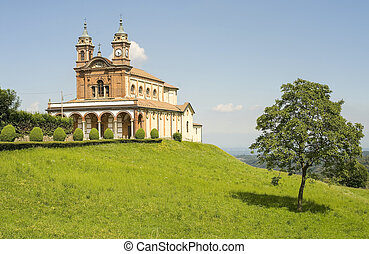 Donato - Church - Donato (Biella, Piedmont, Italy) - The...