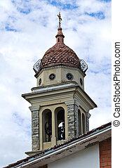 Church of St Bernardino Bettola Emilia-Romagna Italy