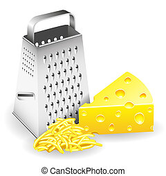 Grater and Cheese