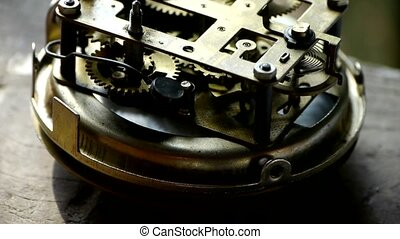 internal structure of Watch,gears - internal structure of...