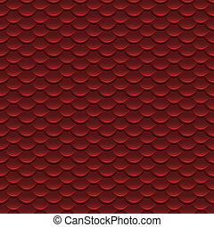 Scales Seamless Pattern