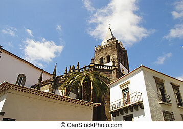Cathedral, Funchal