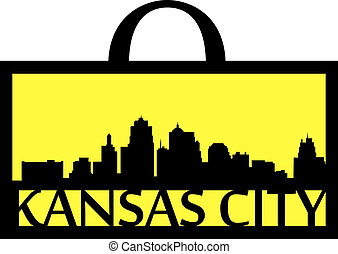 Kansas City shopping - City of Kansas City high rise...