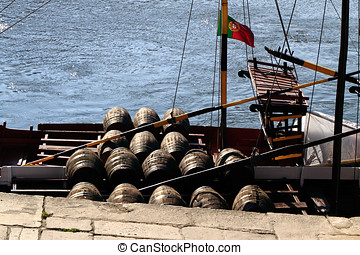 Details of the Rabelo Boat - Details of the rabelo boat, a...