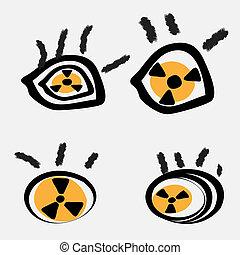 eye radiation