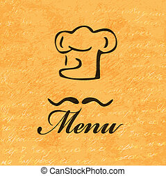 restaurant menu design