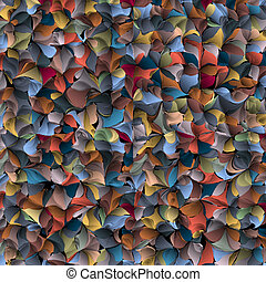 background for design - Colorful abstract background for...