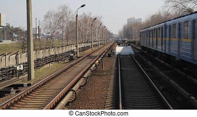 Metro in Kiev