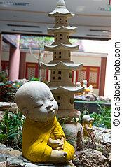 Buddha, niños