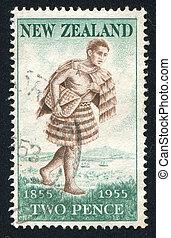 Maori Mailman