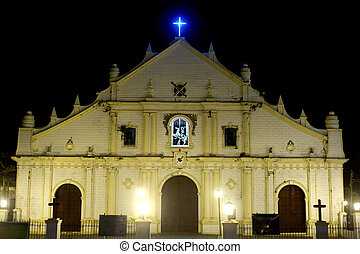 Vigan Cathedral also known as St Paul Metropolitan Cathedral...