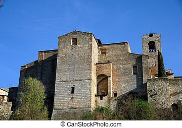 SantAgostino Colle di Valdelsa - A beautiful medieval...