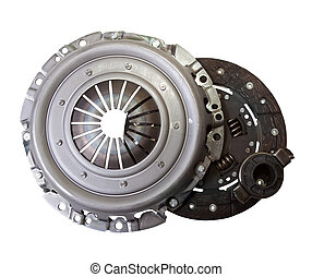 auto parts - automotive  clutch