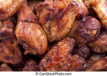Chicken background