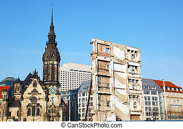 Reformed Church Leipzig - the Reformed Church and the...