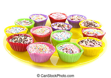 Cup cake treat
